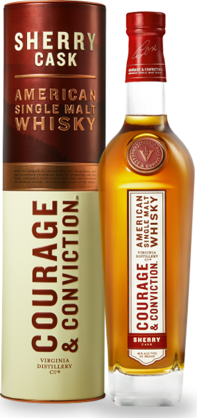 Courage Conviction Sherry Cask
