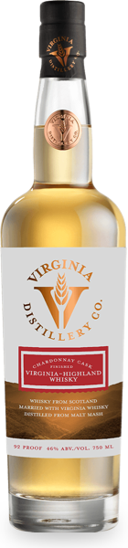 VHW Chardonnay Cask Finished Whisky